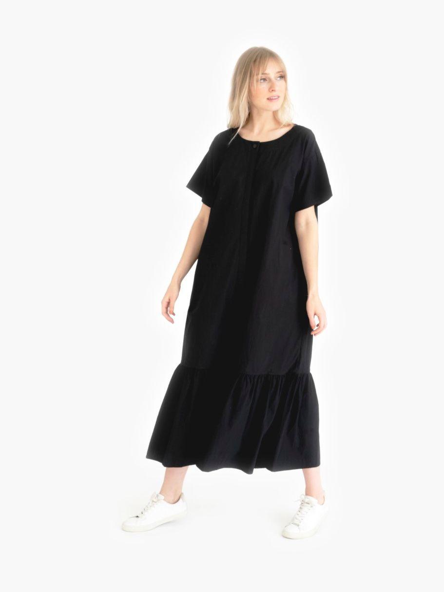 Poplin Shirt Dress Black Tribe Alive Shirt Dress Black Shirt Dress Poplin Shirt Dress [ 1215 x 911 Pixel ]