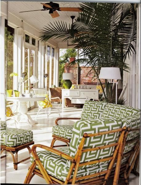 Things We Love Bamboo Design Chic Tropical Interior Design Tropical Interiors Home