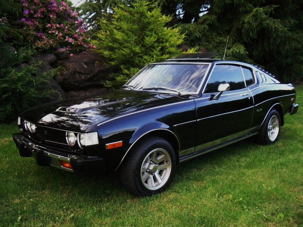 1977 toyota celica gt liftback cars japan pinterest voitures. Black Bedroom Furniture Sets. Home Design Ideas