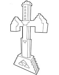 Afbeeldingsresultaat Voor Kleurplaten Minecraft Dog Man And Mine