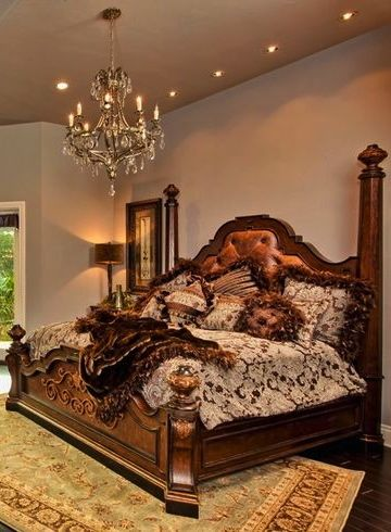 Gorgeous Bed and Bedding | BEAUTIFUL HOMES AND ELEGANT ROOMS ...
