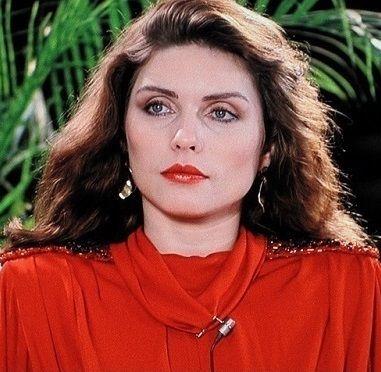 Debbie Harry in Videodrome.