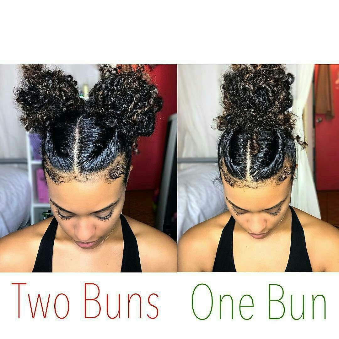 Cute and easy natural hairstylemanelovers natural hair