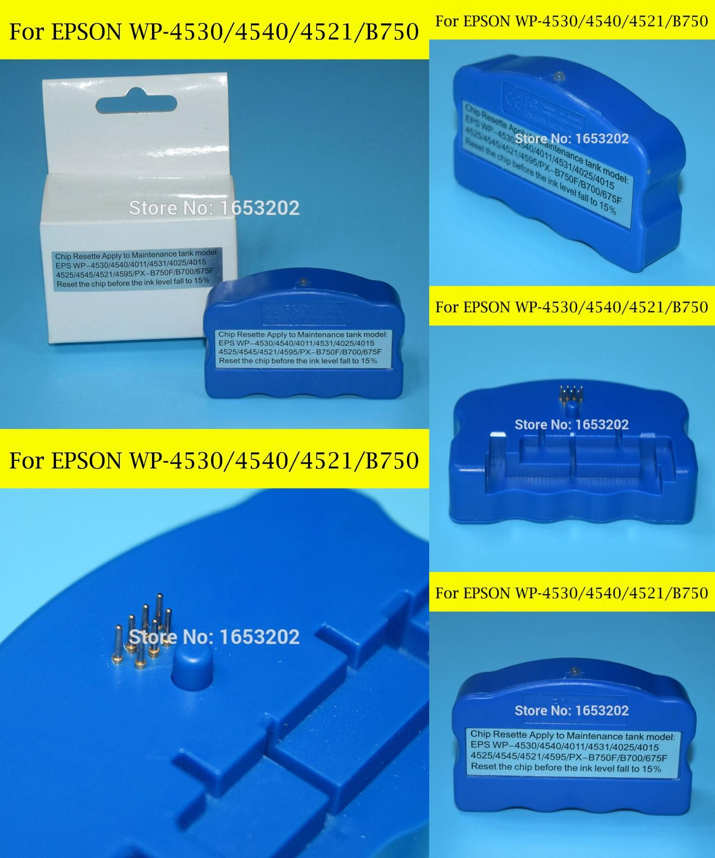 Visit to Buy] 1PC T6710 T6711 Waste Ink/Maintenance Tank