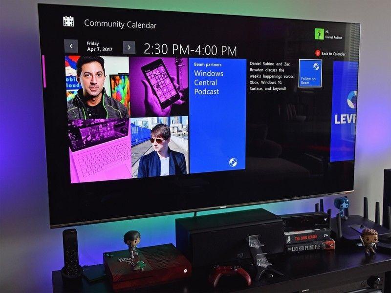 Microsoft's 'Beam' service is getting a rebrand, say hi to