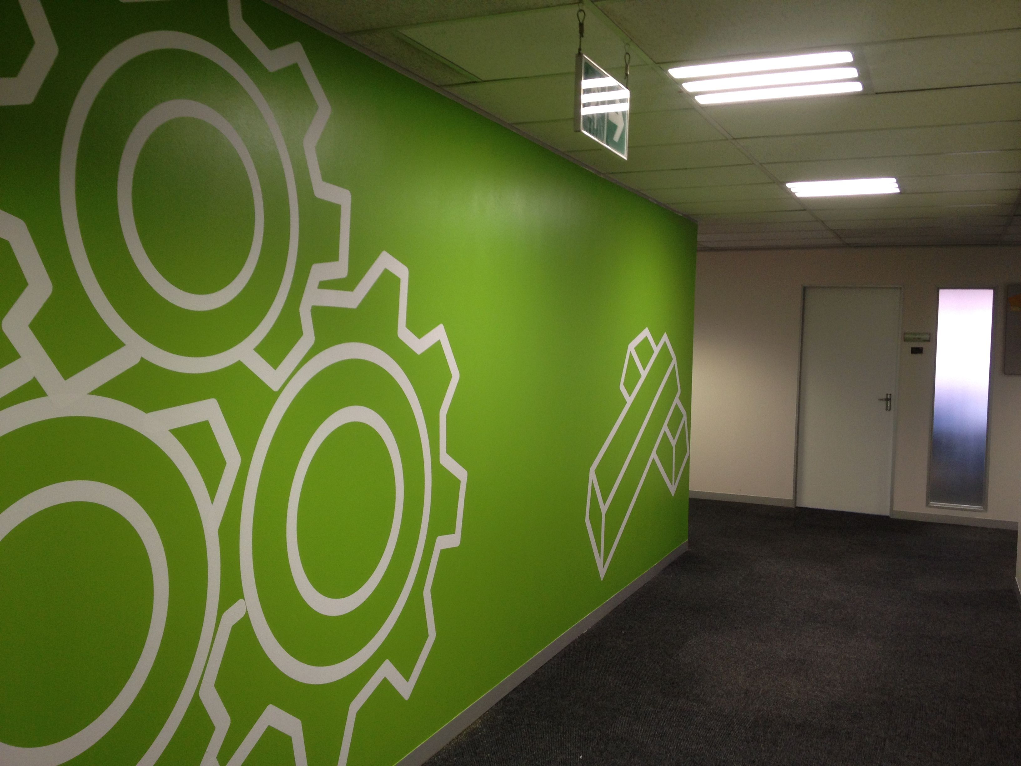 Good Office Artwork Ideas With Amazing Design Color Ideas Extraordinary Office Wall Art Desig Office Wall Graphics Office Wall Art Office Wall Design