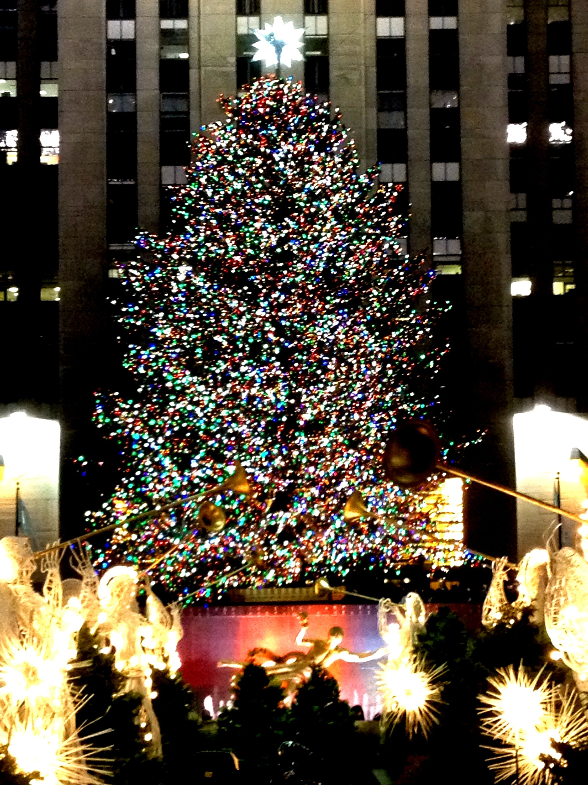 Rockefeller Center Christmas Tree Rockefeller center