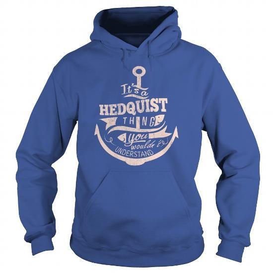 I Love HEDQUIST THING 01 T-Shirts