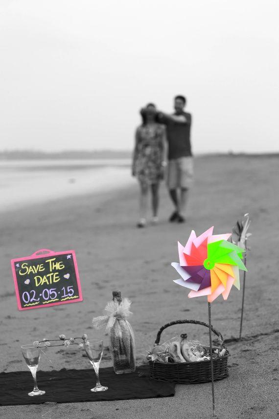 Pre wedding - Confetti Films - via Wedmegood