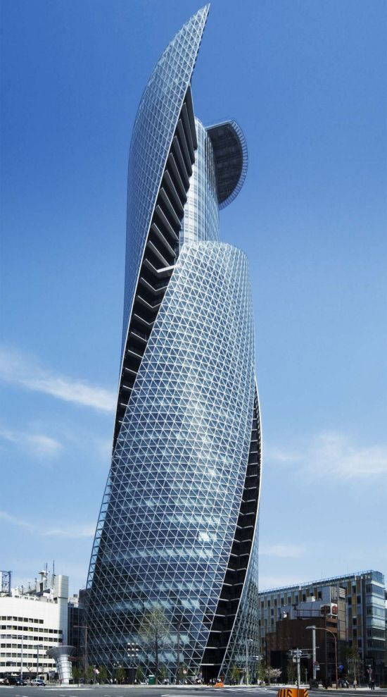 Modern Architecture Uk mangal city spiraling skyscraper, london, uk architect: chimera
