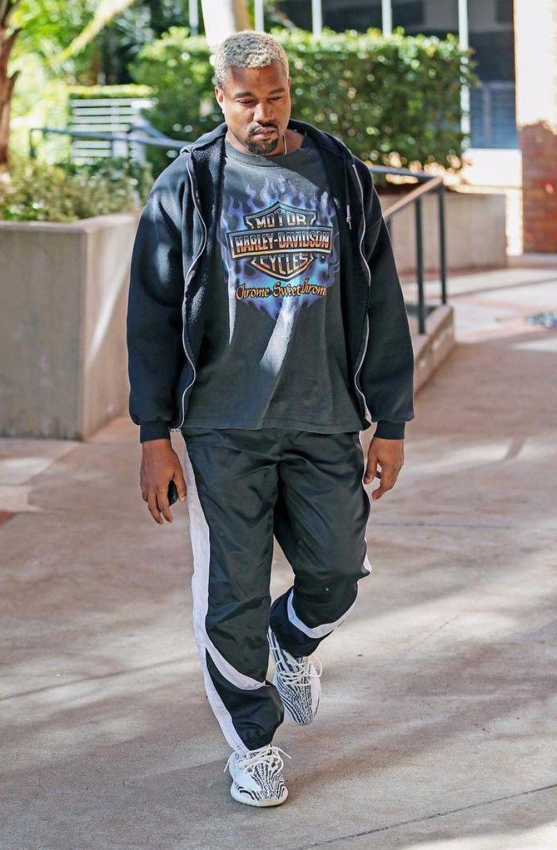 Kanye West Los Angeles 2017 02 28 Kanye West Style Yeezy Fashion Kanye West