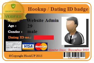 Hookup ID   Hookup Badge Id badge
