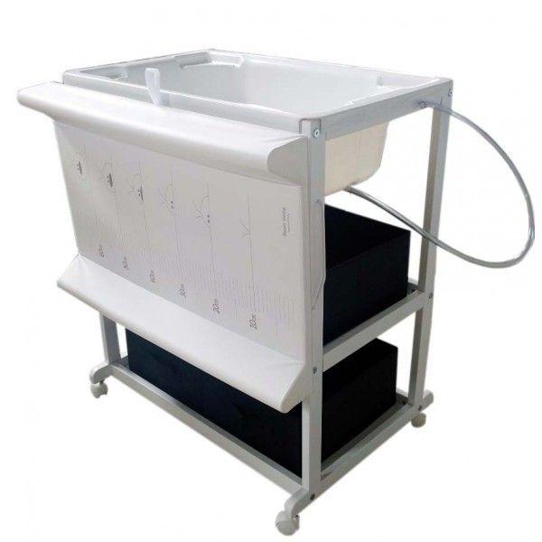 Mueble baño BB basic 2 estantes blanco | distry | Pinterest ...