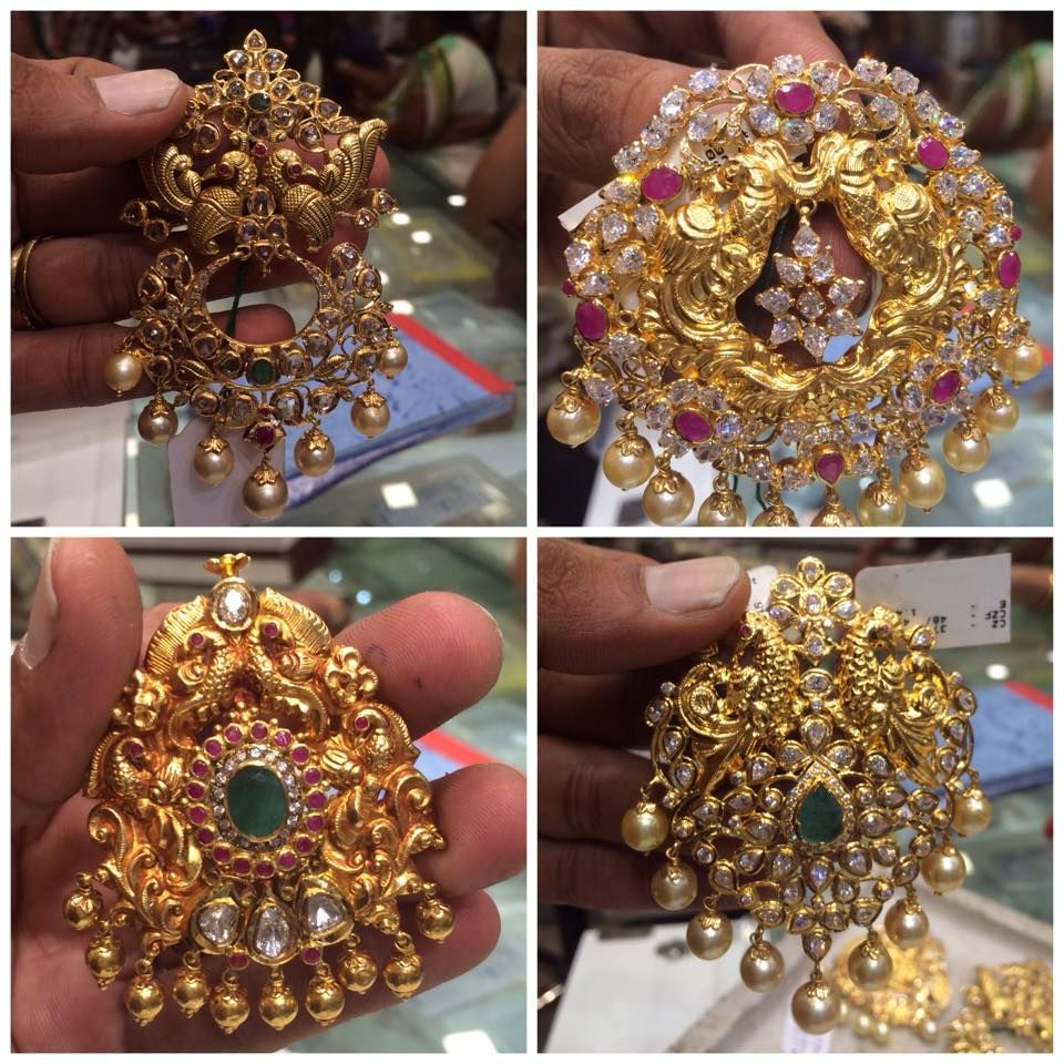 A guide to pick latest gold jewellery designs for weddings gold