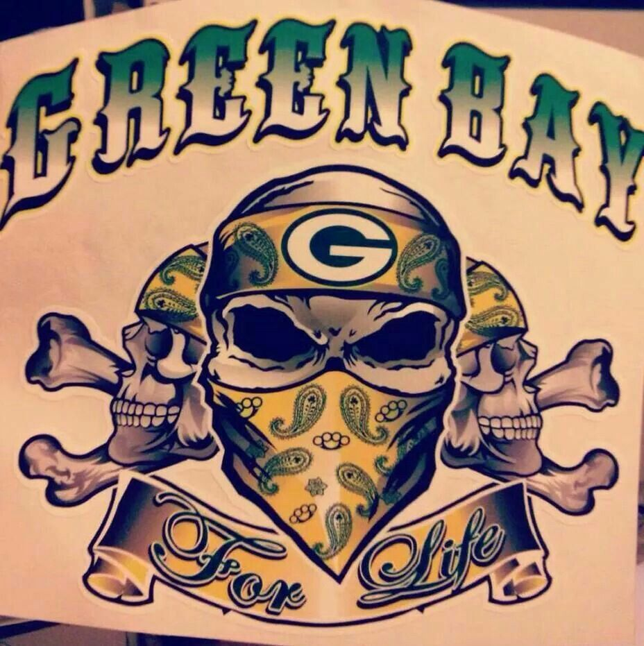 Green Bay For Life Green Bay Packers Tattoo Green Bay Packers Funny Green Bay Packers Fans