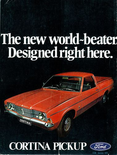 Ford Cortina Pickup Google Search Commercial Vehicle Ford