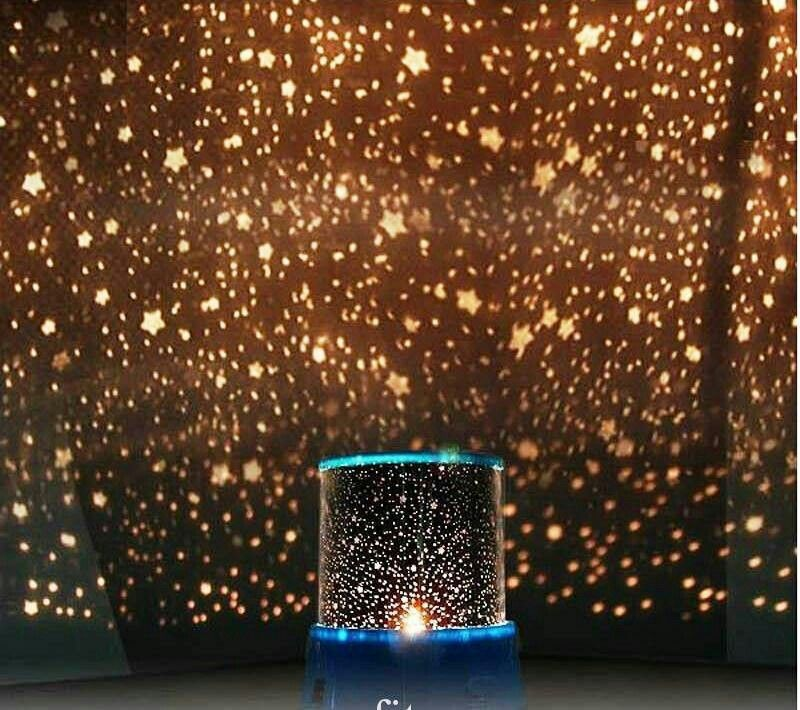 Лампа звездное небо фото