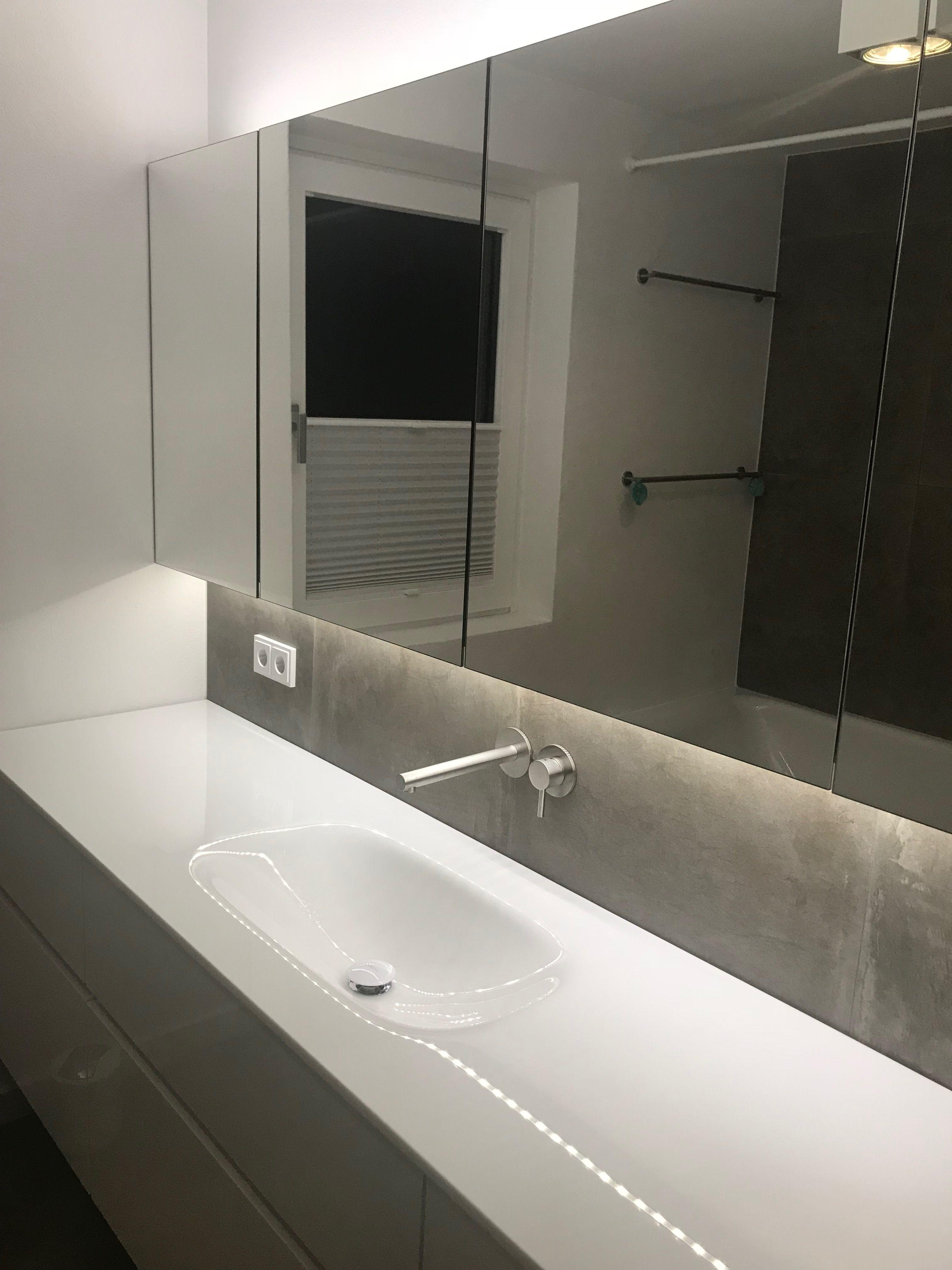 Inspirieren lassen auf Spiegelschrank bad, Modernes