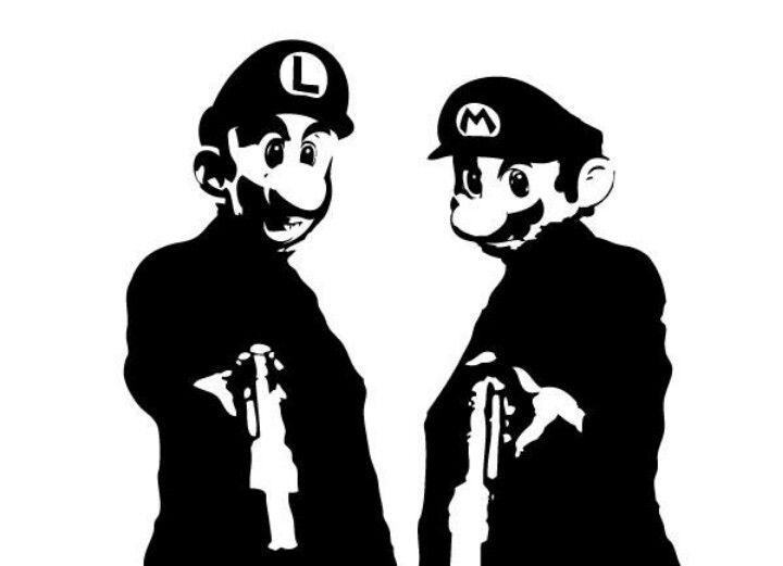 Super Mario Bros Turn Boondock Saints Boondock Saints Super Mario Bros Mario Bros