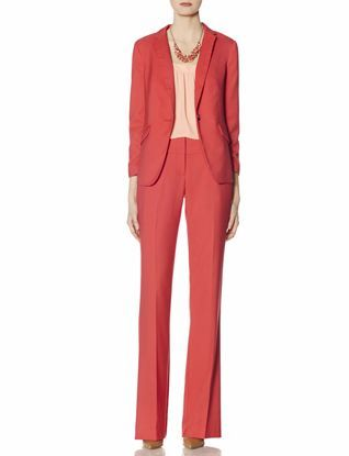 Silk Pant Suits For Ladies