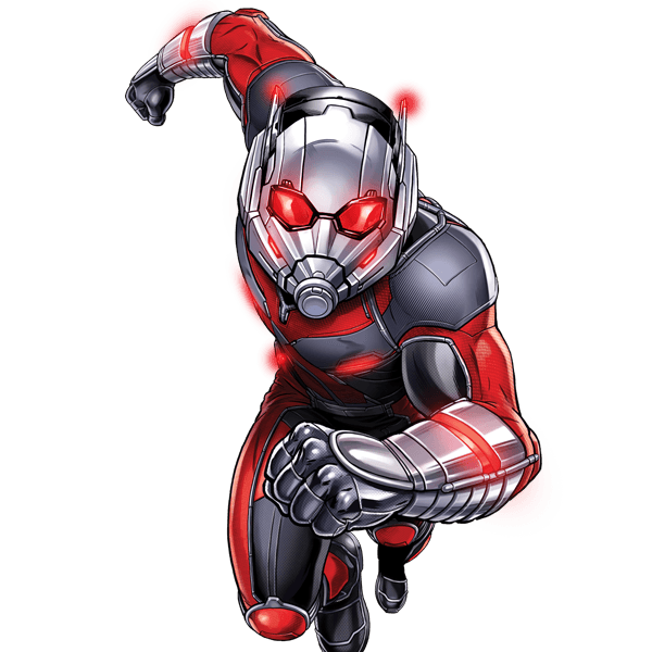 It's just a photo of Amazing Marvel Heroes Ant Man