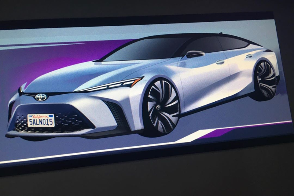 "trubni89 on Instagram: ""NewCamry#toyota#camry#cardesign#carbodydesign"""
