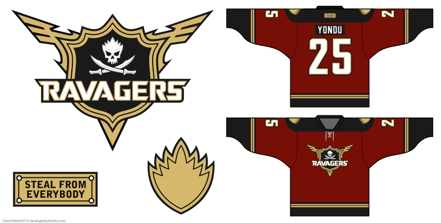 Hockey Jersey Designs For Geeks