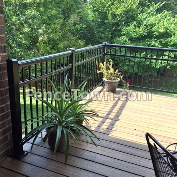 Best Fairfield Aluminum Railing For Your Deck Or Porch 640 x 480