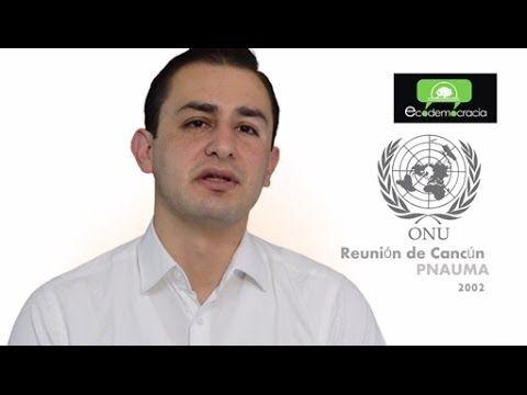 El medio ambiente en Colombia. Presentación. ECODEMOCRACIA.