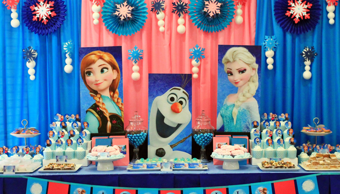 Disney Frozen Party Fever!