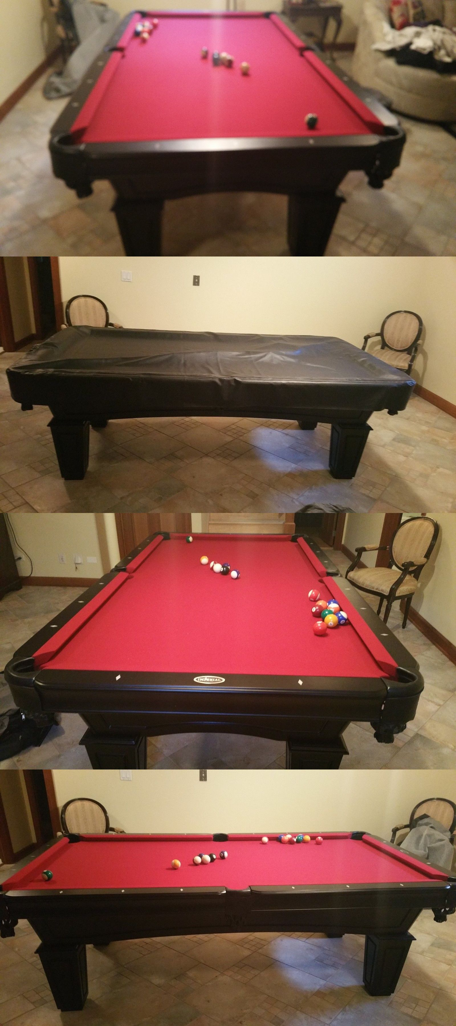 Tables Westwood Ft Pool Table By Imperial Brand New - Pool table top only