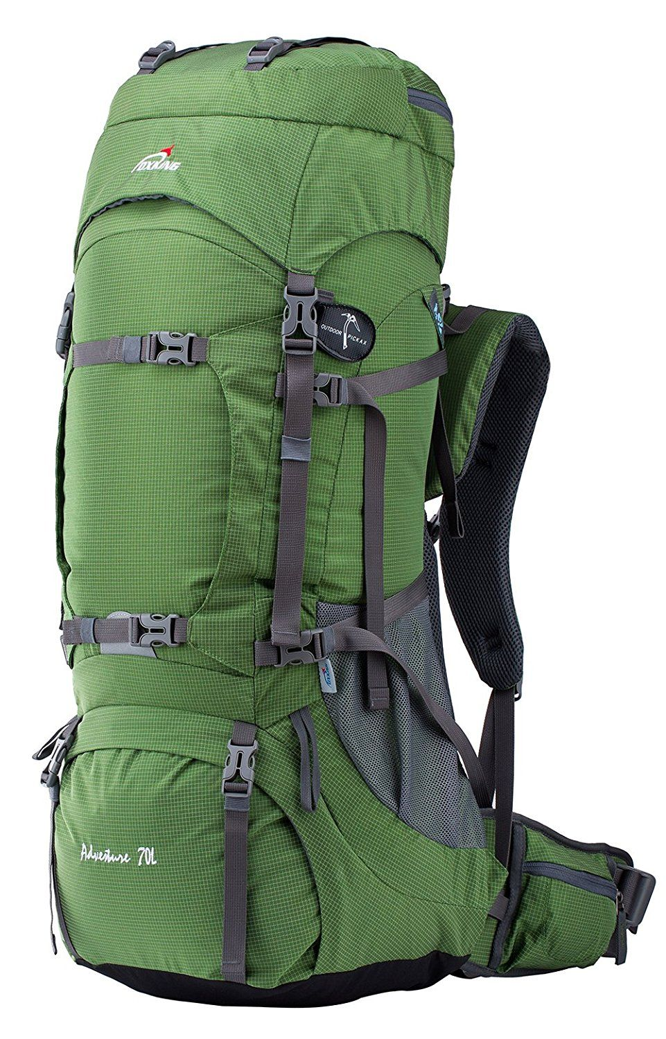 9e3d6b947111 Oxking 70L Outdoor Hiking Trekking Camping Backpack Waterproof  Mountaineering Bag Large Travel Climbing Rucksack with Rain Cover    Wow! I  love this.
