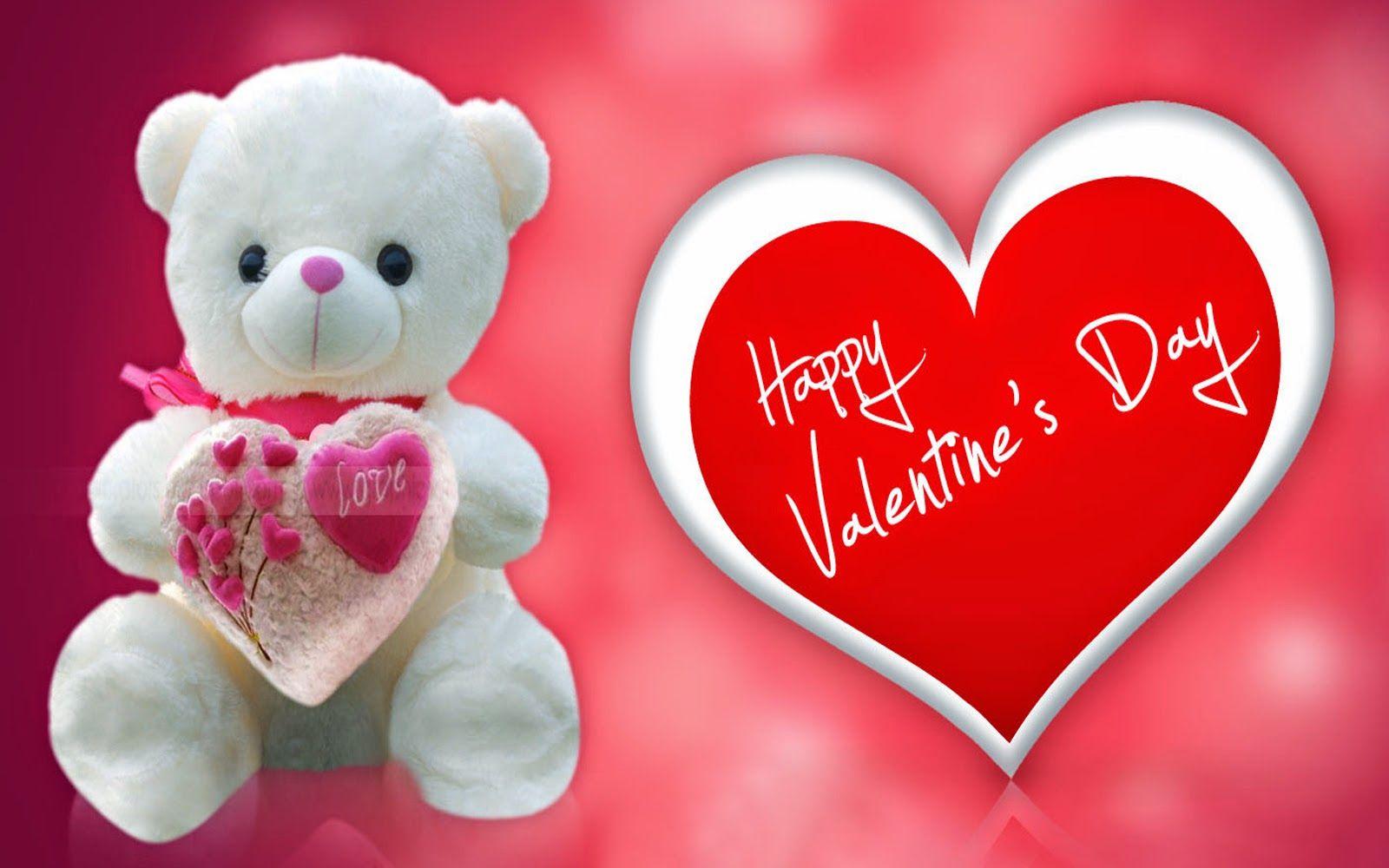 Cartoon Happy Valentines Day Hd Wallpaper Free Tollywood Full