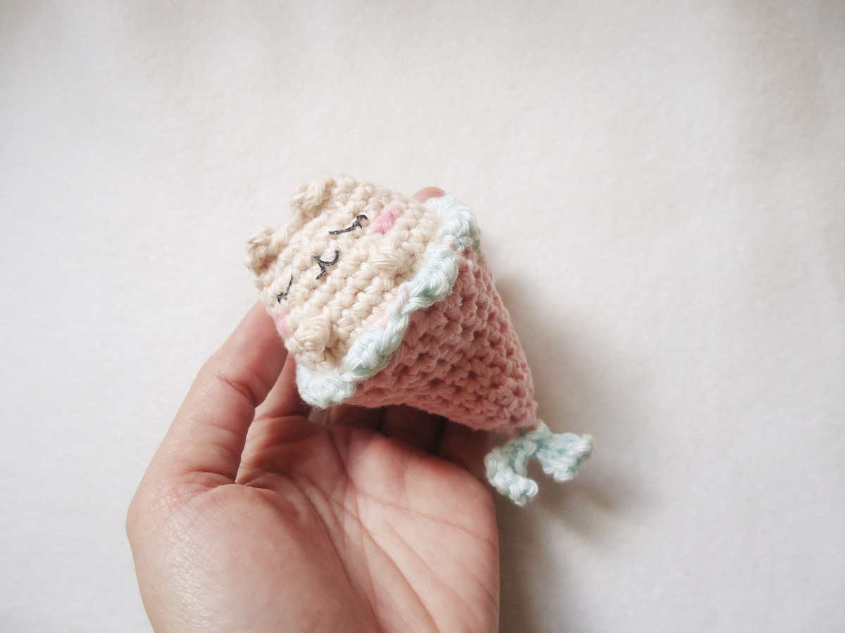 Crochet Mermaid Pusheen Amigurumi - Free English Pattern | Amigurumi ...