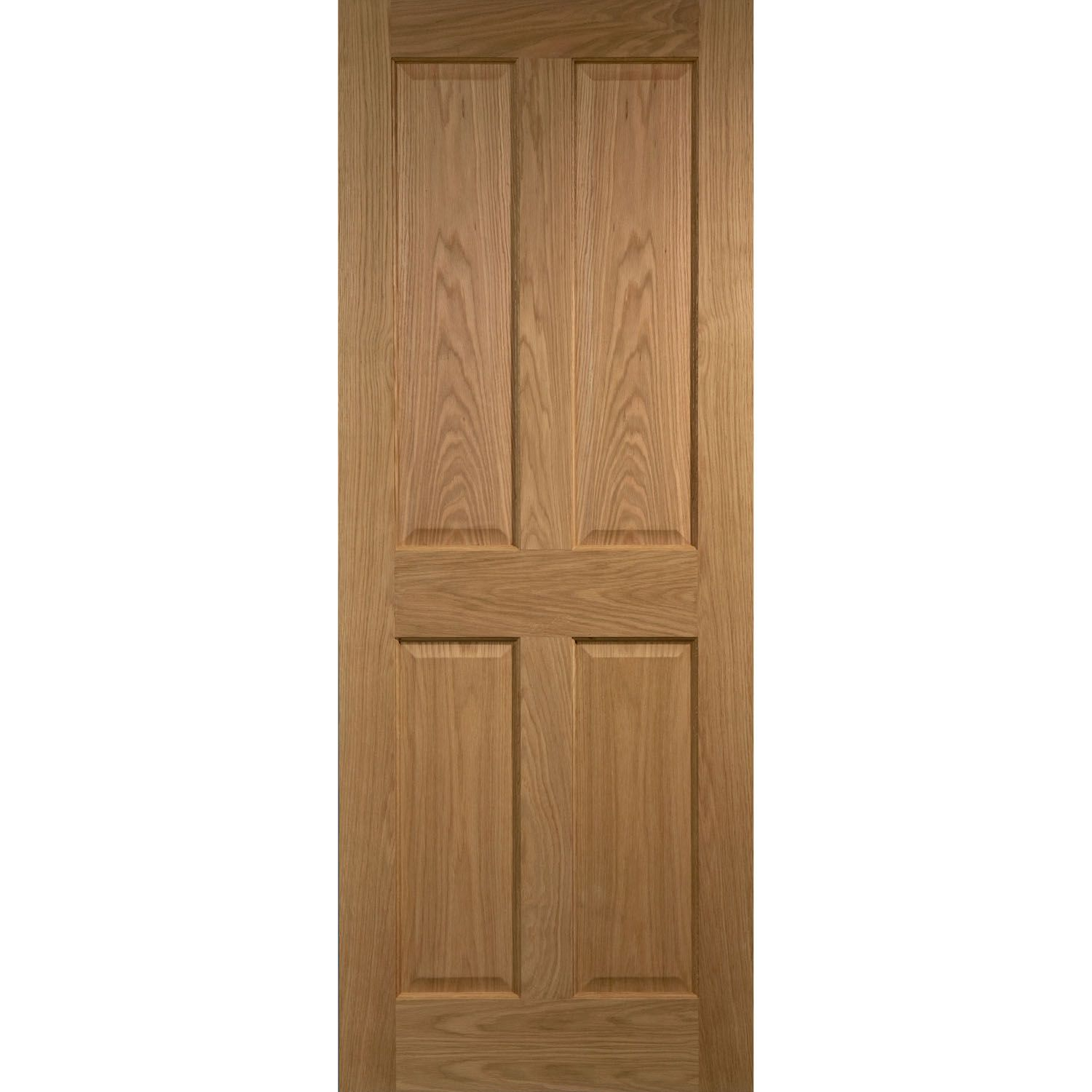 Canterbury 4 Panel Oak Veneer Interior Door u2013 Next Day Delivery Canterbury 4 Panel Oak Veneer  sc 1 st  Pinterest & Canterbury 4 Panel Oak Veneer Interior Door u2013 Next Day Delivery ... pezcame.com