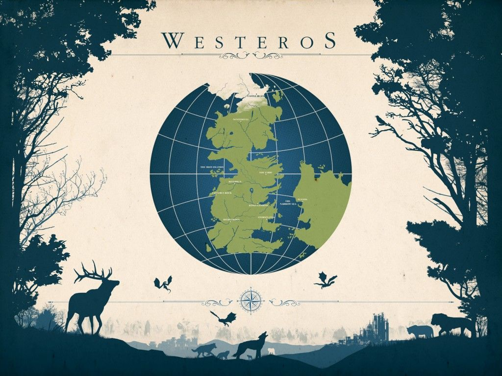 Westeros globe fan art pinterest televisions songs and movie westeros globe gumiabroncs Images