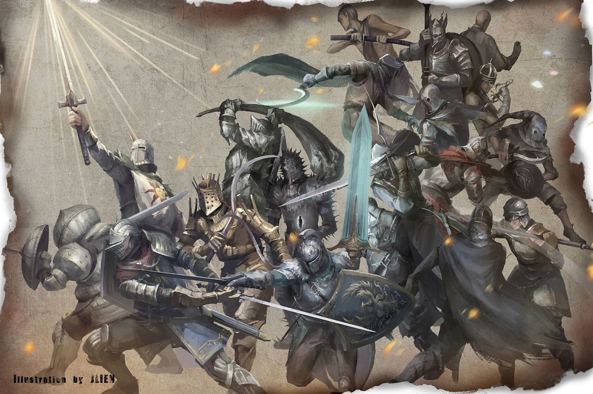 Gamiing Art Dark Souls By Jlien Dark Souls Dark Souls Havel
