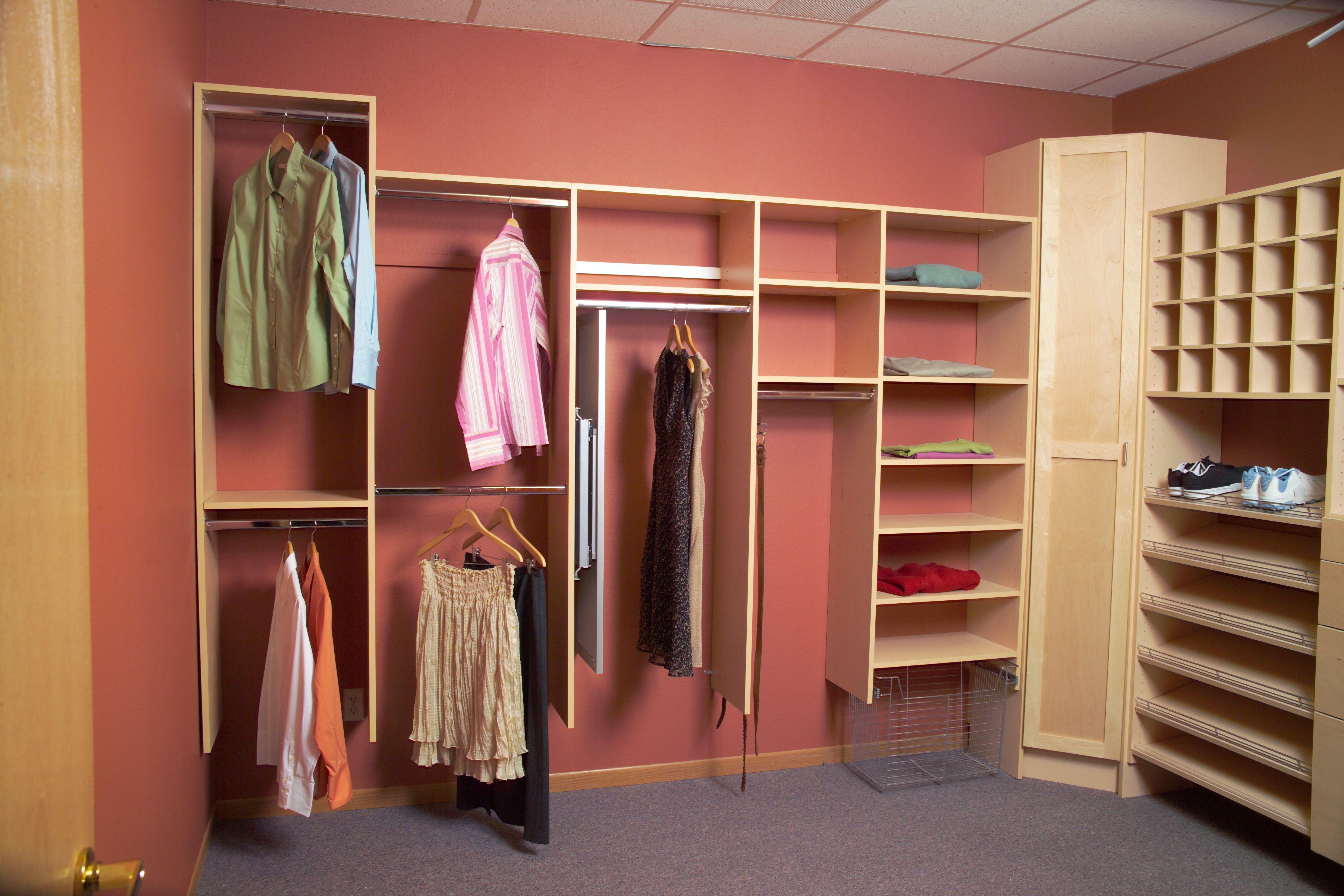 Shelvi Closet System