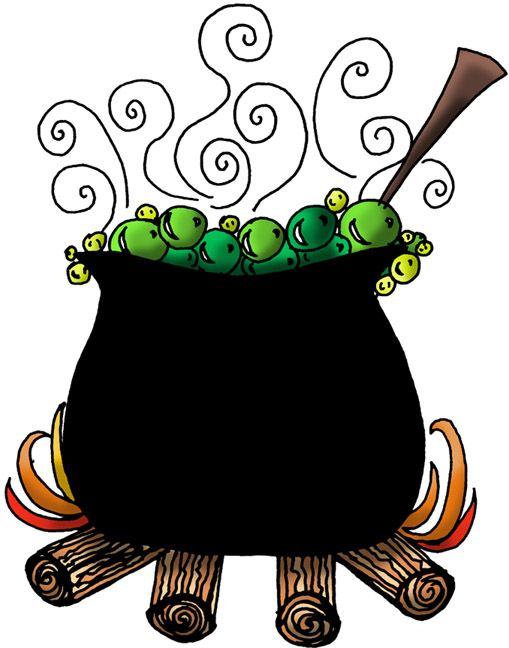 witchcraft bible pinterest halloween clipart clip art and witches rh pinterest ca free halloween clipart witch cauldron halloween witch clipart free