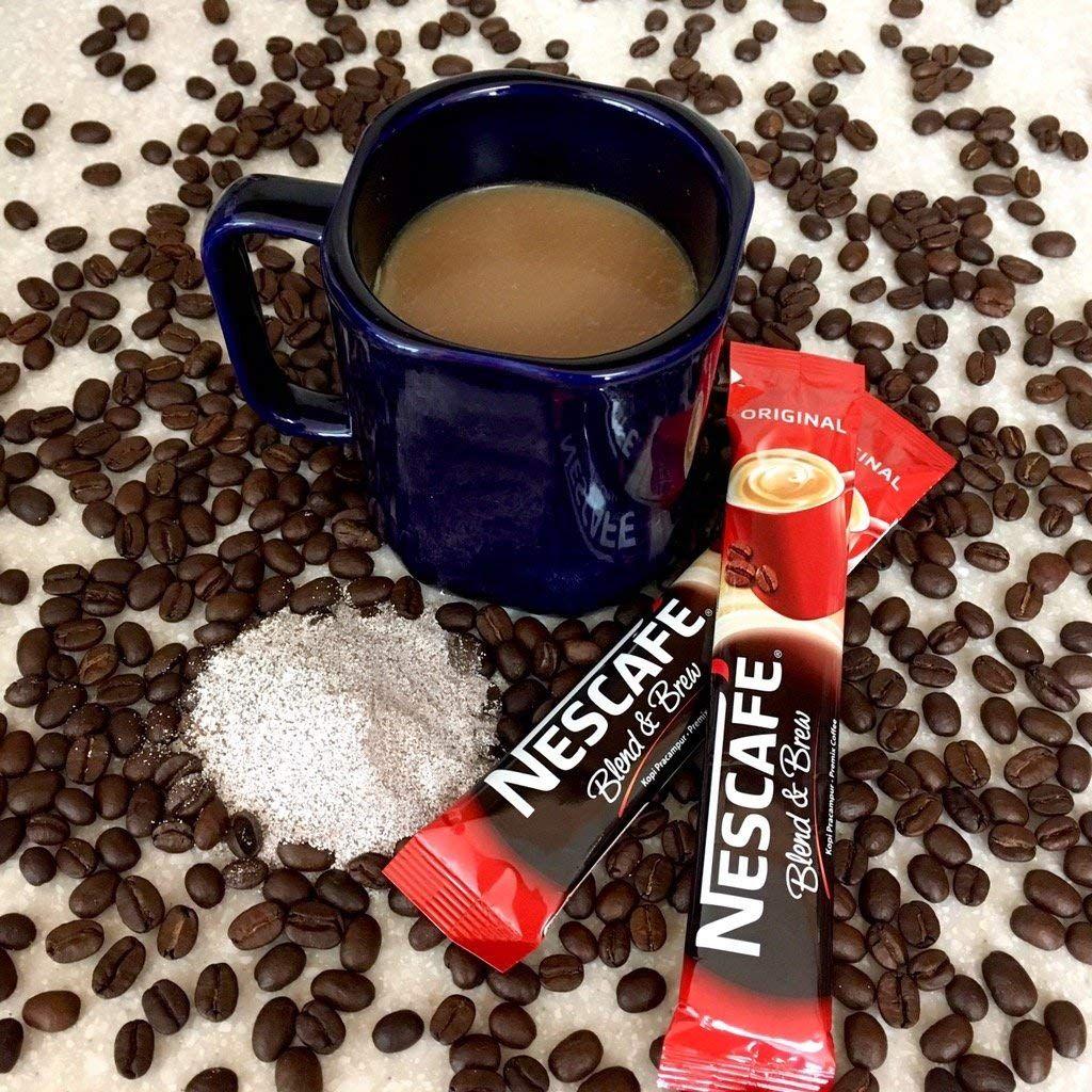 Nescafe 3in1 Original My coffee, Nescafe, Cold coffee