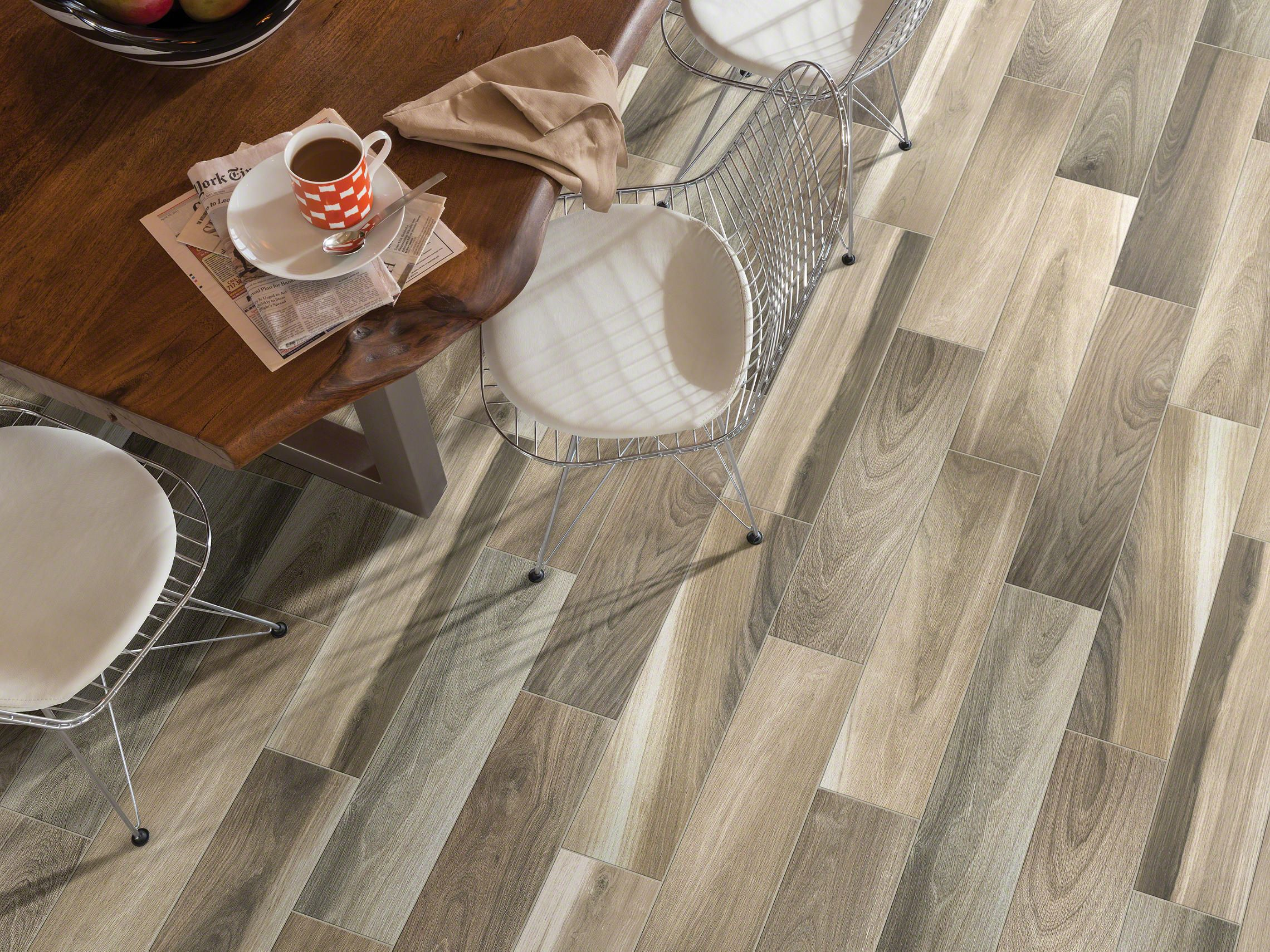 Independence 6x24 Cs34p Blend Tile And Stone Wall And Flooring Tiles Flooring Wood Look Tile Tile Floor
