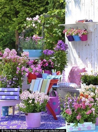giardino ispirazione