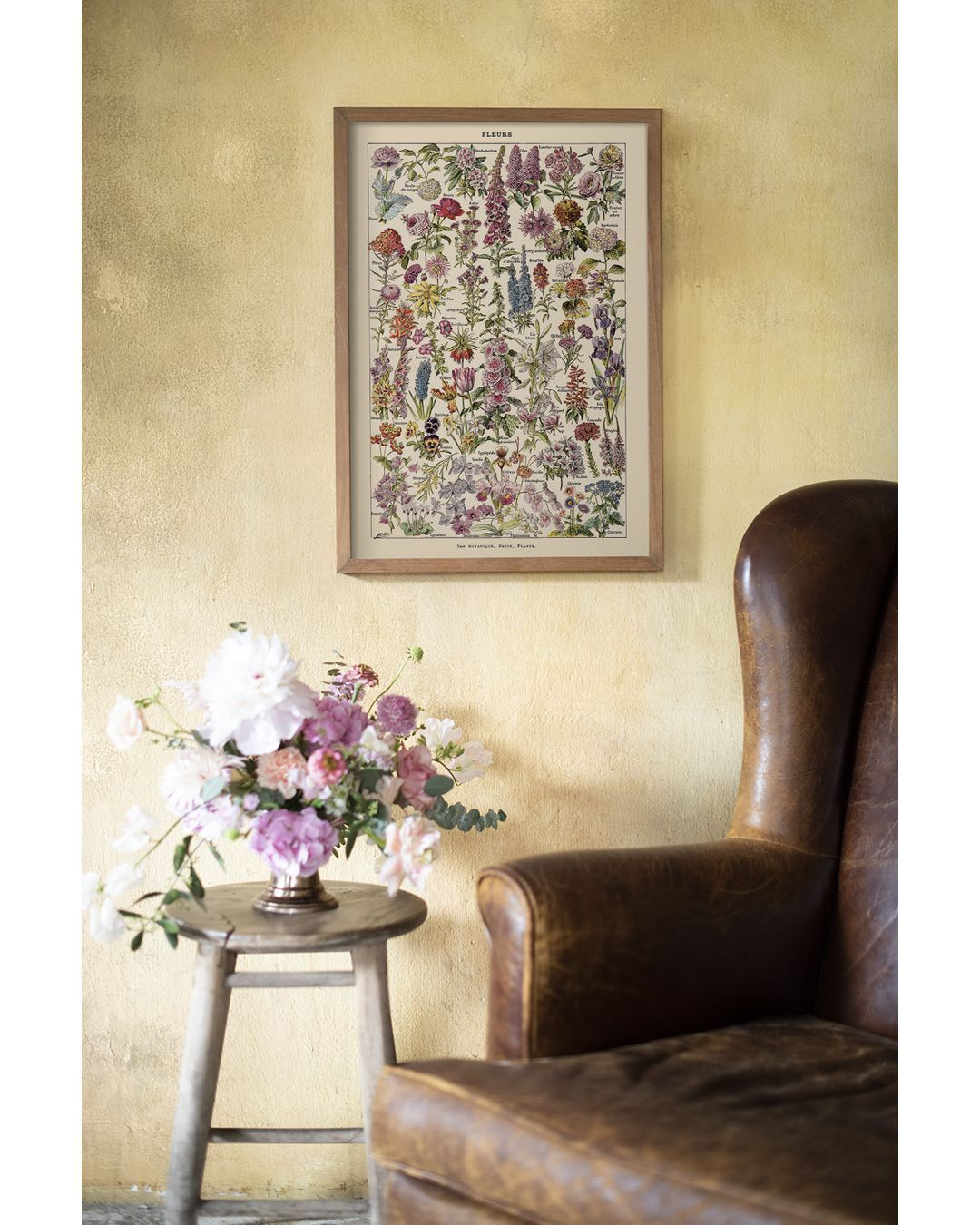 How About A Xl Vintage Poster Of Flowers To Update Your Home Decor This Spring Vintageposter In 2020 Botanical Prints Decor Vintage Art Prints Vintage Flowers