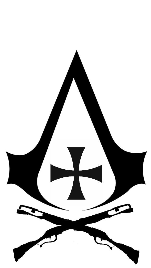 AC Rogue symbol by ClarkArts24 | Assassin\'s Creed | Pinterest ...