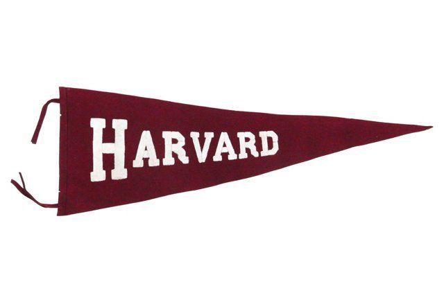 1930s Harvard Law School Pennant Harvard Law Harvard Law School Law School