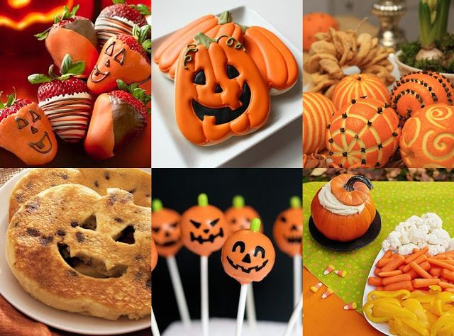 Pop Culture And Fashion Magic Easy Halloween food ideas - desserts - halloween catering ideas