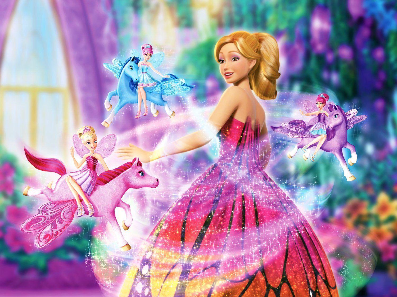 Beautiful Barbie Princess Wallpapers Di 2020