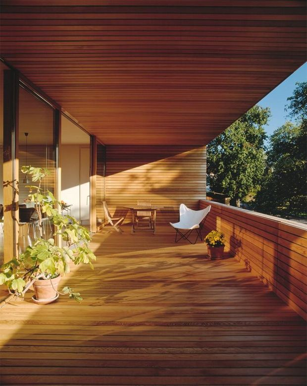 Architekten Lindau lindau house by k m architektur home decking