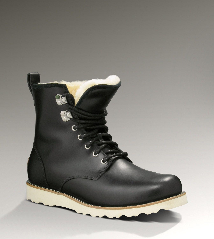 UGG® Hannen for Men | Waterproof Leather Work Boots at UGGAustralia.com