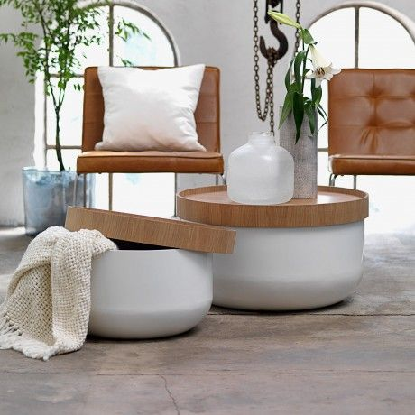 Small Olivia Table by Canett Furniture designed in Denmark MONOQI